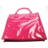 Fuchsia Lunch Tote Bag Insulated