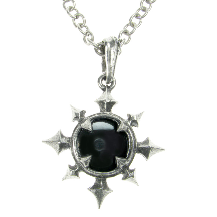 Alchemy gothic chaosium pendant and chain unistylez alchemy gothic chaosium pendant and chain aloadofball Gallery