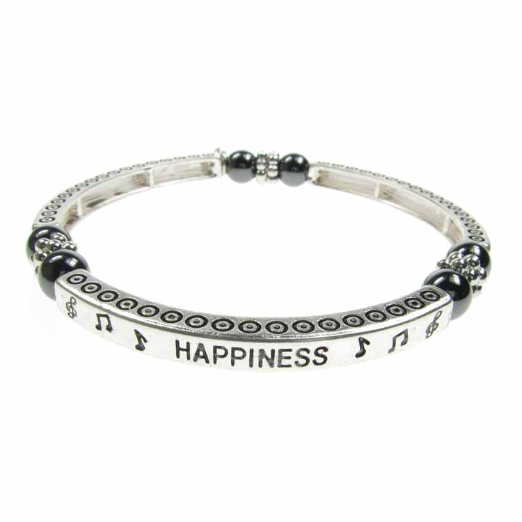 unisex anklet magnetic gifts itm hematite bracelet fashion pc health ornaments