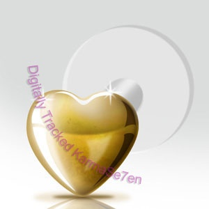 34c79483d 9ct Gold Heart Tragus Stud Small - Unistylez.com