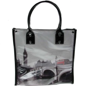 London Lunch Tote Bag Insulated