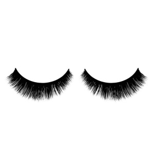 Black False Eyelashes Full Long