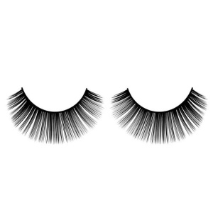 Black False Eyelashes Full Flared