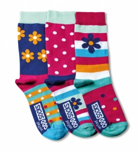 Oddsocks Kids - Daisy