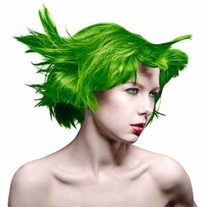 Manic Panic Hair Dye Amplified Electric Lizard Green
