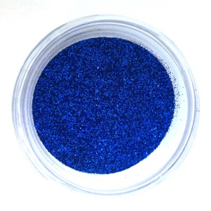 Jets Blue Body Glitter
