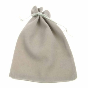 Large Grey Pouch