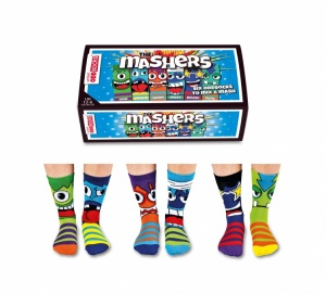 Oddsocks - The Mashers