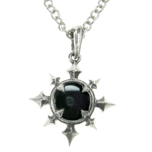 Alchemy Gothic Chaosium Pendant and Chain