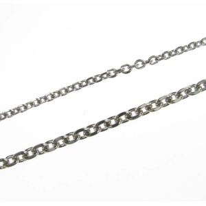 Cable Chain Bevel Cut Stainless Steel