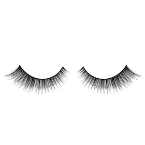 Black False Eyelashes Full Short