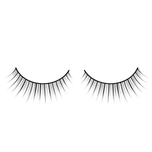 Black False Eyelashes Glamour