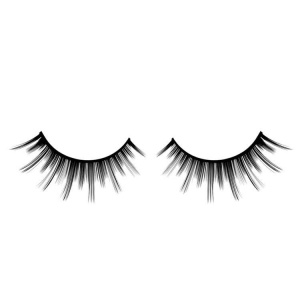Black False Eyelashes Full Short and Long