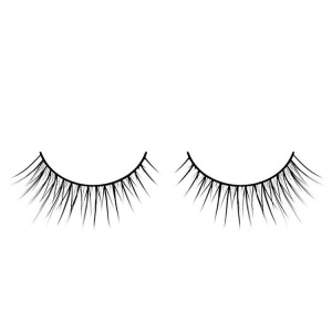 Black False Eyelashes Gradual Point