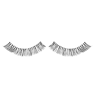 Black False Eyelashes Short Full