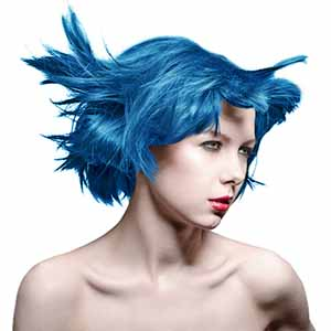 Manic Panic Hair Dye Bad Boy Blue