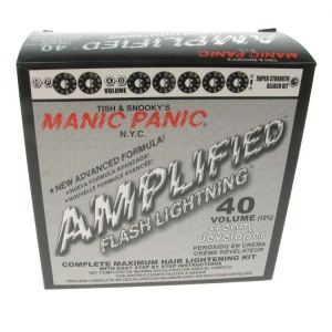 Manic Panic Hair Dye Flash Lightning Bleach Kit