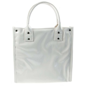 Ivory Lunch Tote Bag Insulated