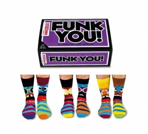 Oddsocks - Funk You