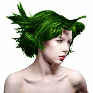 Manic Panic Hair Dye Amplified Green Envy