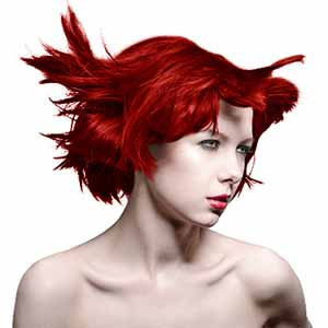 Manic Panic Hair Dye Infra Red