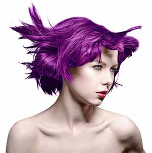 Manic Panic Hair Dye Purple Haze