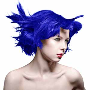 Manic Panic Hair Dye Rockabilly Blue