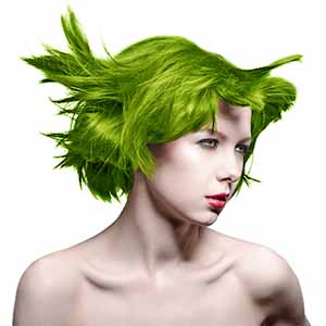 Manic Panic Hair Dye Venus Envy Green